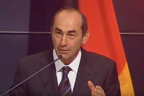 Ретро: позиция Роберта Кочаряна в вопросе карабахского урегулирования