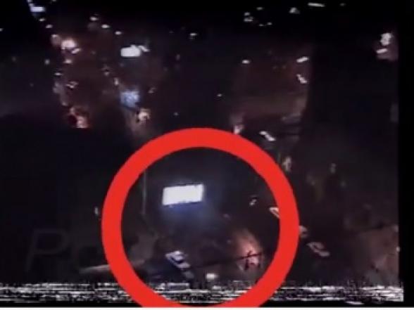 Բացառիկ տեսանյութ․ Ավտոմատավորներ ցուցարարների շարքերում․ նրանք կարող են լինել մարտի մեկի երեք զոհերին սպանողները