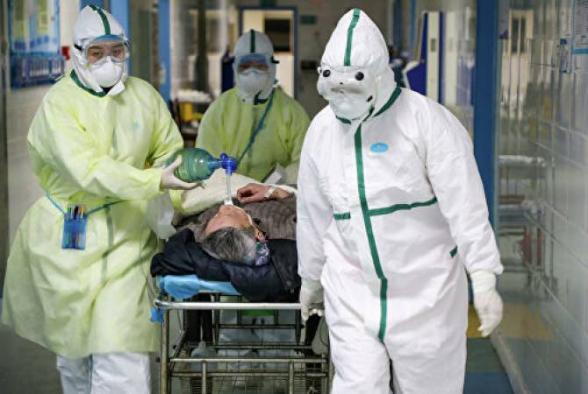 Իրանում հաստատեցին երկրում կորոնավիրուսով վարակման երկու դեպքը