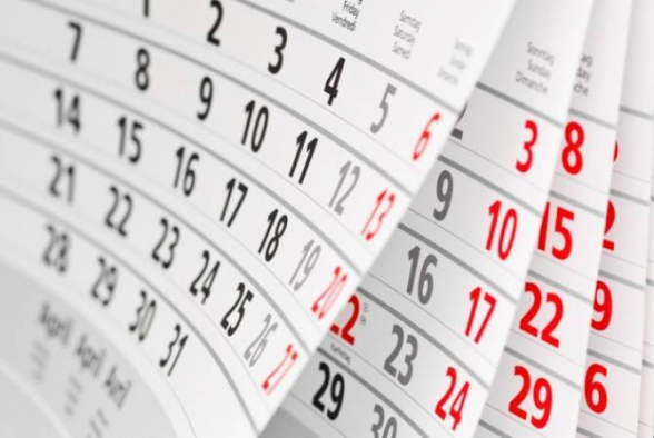 Մայիսի 29-ի աշխատանքային օրը կտեղափոխվի մայիսի 23-ը` շաբաթ օրը