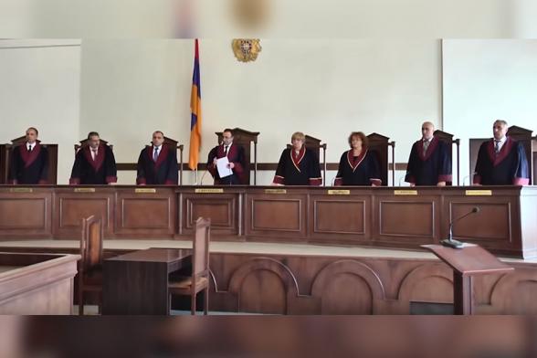 Պատվի և արժանապատվության մաստեր-կլաս. ՍԴ դատավորները կատարեցի՛ն իրենց ընտրությունը