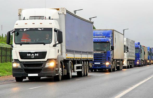 Վրաստանում արգելվել են Իրանից և Իտալիայից բեռնափոխադրումները