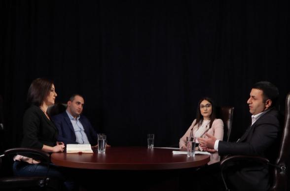 Արտակարգ դրության ժամանակ լրատվամիջոցներին վերաբերող հատվածը խոսքի ազատության սահմանափակում է. Նարեկ Սամսոնյան (տեսանյութ)