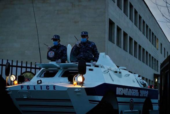 Ինչի՞ համար է ռազմական տեխնիկա մտցվել Երևան