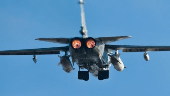 Ռուսական Су-27 կործանիչն ընկել է Սև ծովը. որոնողական աշխատանքներում ներգրավված են ուղղաթիռներ և նավեր