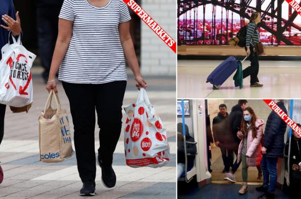 Կորոնավիրուսը կարող է մինչև 5 օր պահպանվել կոշիկների վրա․ Daily Mail