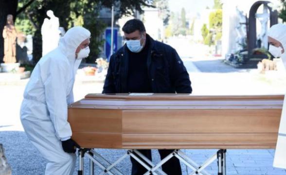 Փակ դագաղով կհուղարկավորեն կորոնավիրուսից մահացած կնոջը