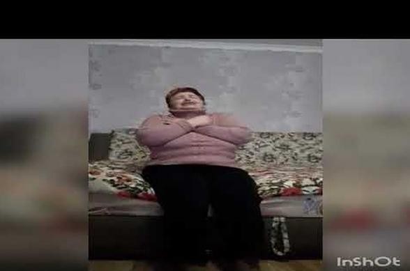 Կորոնավիրուսը տարածելու համար ուկրաինուհին ծնկաչոք ներողություն է խնդրել համագյուղացիներից