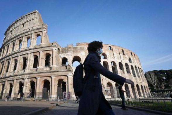 Իտալիայում կորոնավիրուսով վարակված ՀՀ քաղաքացին արդեն բուժվել է