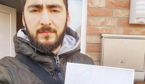Այս նամակի վրա մի քանի անգամ հազացել եմ և չորս կողմը մաքրել լեզուս․ Գերմանիայում թուրք մի ընտանիքի «կորոնավիրուսով» նամակ են ուղարկել․ ermenihaber