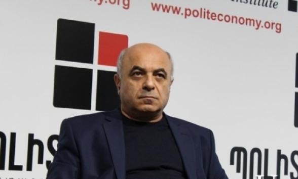 Հայաստանում 4-5 անգամ ավելի վարակակիրներ կան, քան 4 միլիոնանոց Վրաստանում, 10 միլիոնանոց Ադրբեջանում. սա ցույց է տալիս, թե այս իշխանությունն ինչ աստիճանի է անպատրաստ ճգնաժամին. քաղաքագետ