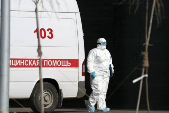 В России за сутки выявлено 582 новых случая коронавирусного заражения