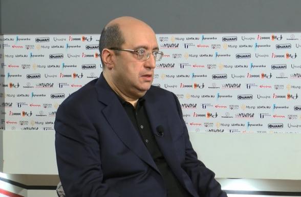 Предпринимается попытка раскачать ситуацию в Арцаха и сделать ее революционной – Ара Акопян (видео)