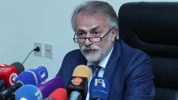 Վերմիշյանին կաշառք տալու մեջ մեղադրվող Վազգեն Պողոսյանը գրավի դիմաց ազատ է արձակվել.նա իրեն առաջադրված մեղադրանքը չի ընդունում