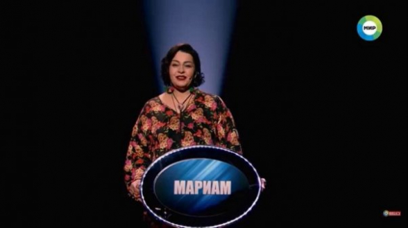Մարիամ Մերաբովան դարձել է ռուսական «Слабое звено» հայտնի խաղի հաղթող (տեսանյութ)