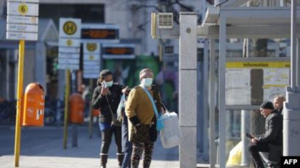 Գերմանացիները դիմակ չկրելու համար կտուգանվեն մինչև 10 000 եվրոյի չափով