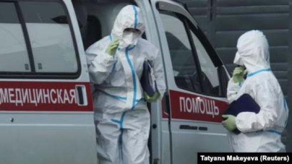 Ռուսաստանում կորոնավիրուսով վարակվածների թիվն 99 հազարից անցել է