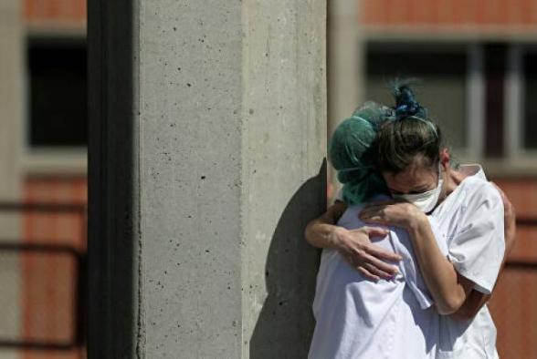 Կորոնավիրուսի բռնկումից ի վեր Իսպանիայում ավելի քան 40 բուժաշխատող է մահացել
