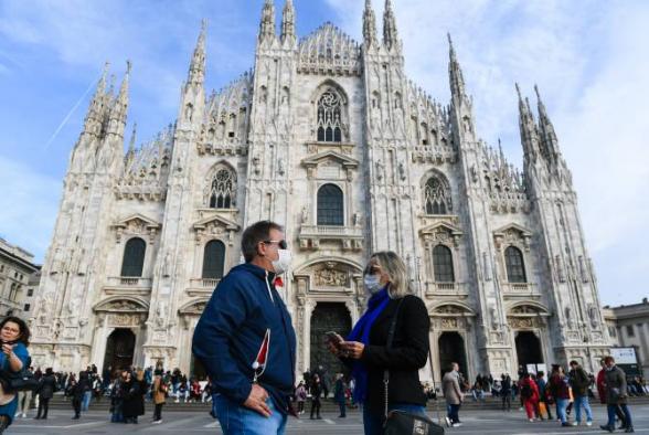Իտալիայում 4,5 միլիոն մարդ վերադառնում է աշխատանքի