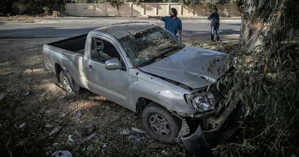 Լիբիայում հարձակում է տեղի ունեցել Թուրքիայի դեսպանատան ուղղությամբ․ կան զոհեր և վիրավորներ