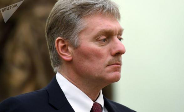 Դմիտրի Պեսկովը վարակվել է COVID-19-ով