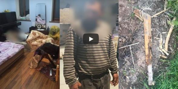 Ոստիկանները բացահայտել են Արմավիրում կատարված քնած երիտասարդի սպանության դեպքը