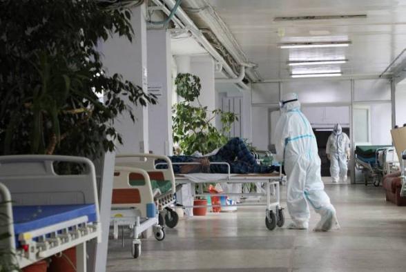 Ռուսաստանում կորոնավիրուսով վարակվածության 10 հազարից ավելի նոր դեպք է գրանցվել