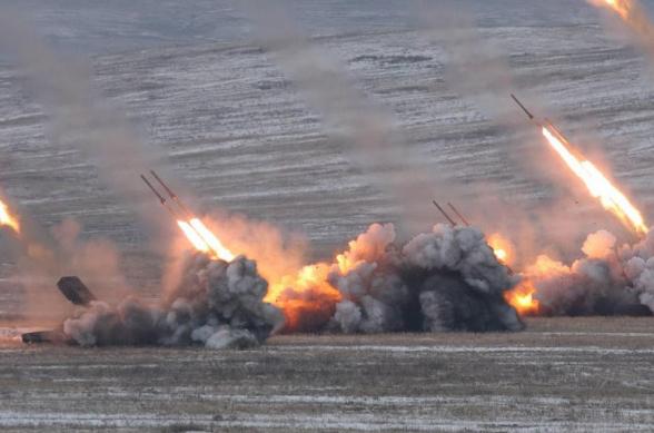 Ադրբեջանը մայիսի 18-22-ը լայնամասշտաբ զորավարժություններ կանցկացնի