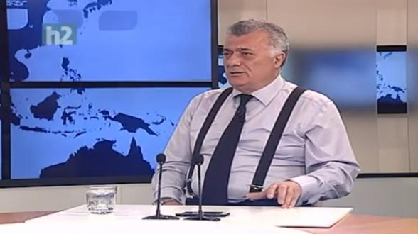 Главным провокатором и злом является Никол Пашинян – Рубен Акопян (видео)