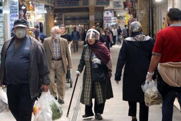 Իրանում կորոնավիրուսով վարակվածների թիվն ավելացել է 2 հազար 102-ով