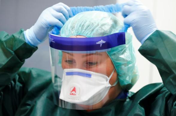 Գերմանիայում մեկ օրում գրանցվել է կորոնավիրուսով վարակման 342 նոր դեպք