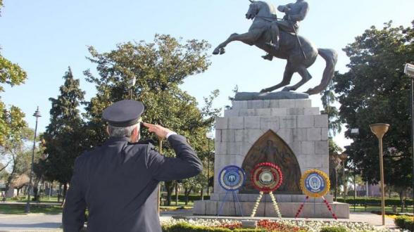 Մայիսի 19-ին Թուրքիայում կարգելվի ծաղկեպսակ դնել Աթաթյուրքի հուշարձանին