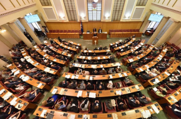 Խորվաթիայի խորհրդարանն ինքնալուծարվել է
