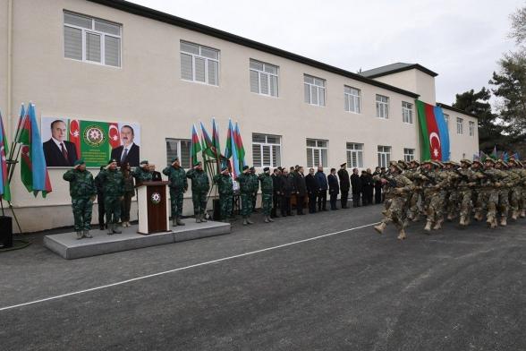 Ադրբեջանի ՊՍԾ առափնյա պահպանության 6 բարձրաստիճան զինվորական ձերբակալվել է