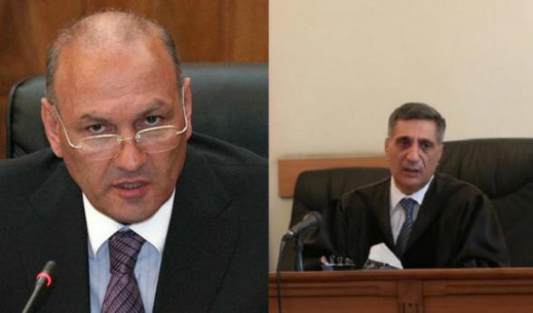 Апелляционный суд оставил под стражей экс-министра финансов Армении Гагика Хачатряна