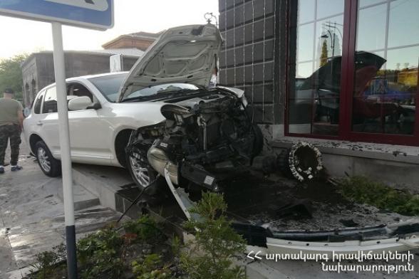 Գյումրիում 3 ավտոմեքենայի մասնակցությամբ վթար է տեղի ունեցել. կան տուժածներ