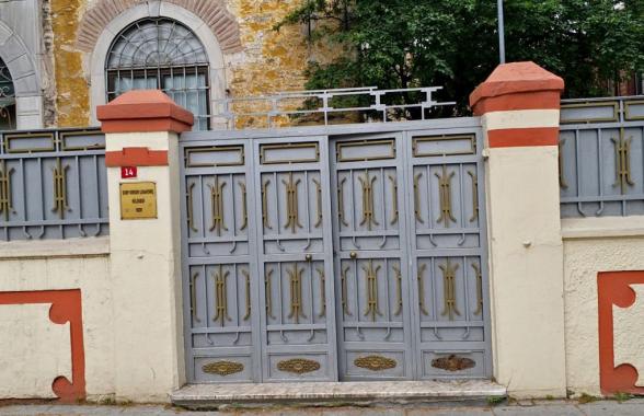 Ստամբուլի հայկական եկեղեցու խաչը պոկած անձը ձերբակալվել է