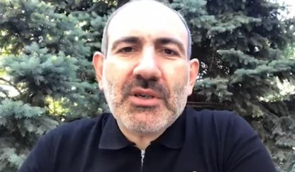 Пашиняны заразились коронавирусом (видео)