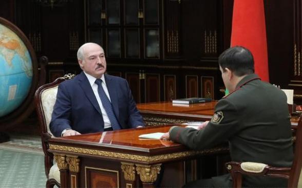 У нас нет Пашинянов и Зеленских, майданов в Беларуси не будет – Лукашенко
