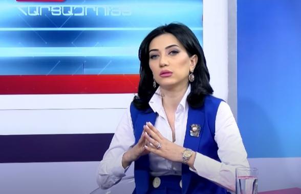Отмена референдума антиконституционна – Арпине Ованнисян (видео)
