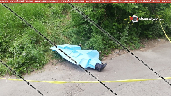 Վանաձորում՝ Սանկտ Պետերբուրգ փողոցում, հայտնաբերվել է 55-60 տարեկան անձը չպարզված տղամարդու դի