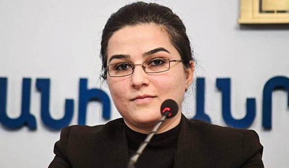 Ադրբեջանի ներկայիս իշխանությունը սպառնալիք է ոչ միայն Արցախի, Հայաստանի և ողջ հայ ժողովրդի, այլև տարածաշրջանային խաղաղության և անվտանգության համար․ Աննա Նաղդալյան