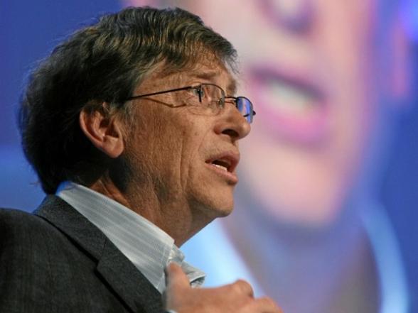 Гейтс назвал слухи о чипировании под видом вакцинации «глупыми и странными»