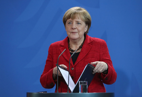 Германия находится в самой тяжелой экономической ситуации в истории страны – Меркель