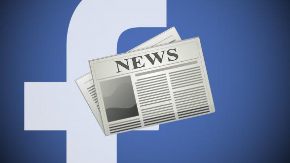 «Facebook» начнет помечать публикации СМИ, контролируемых властями