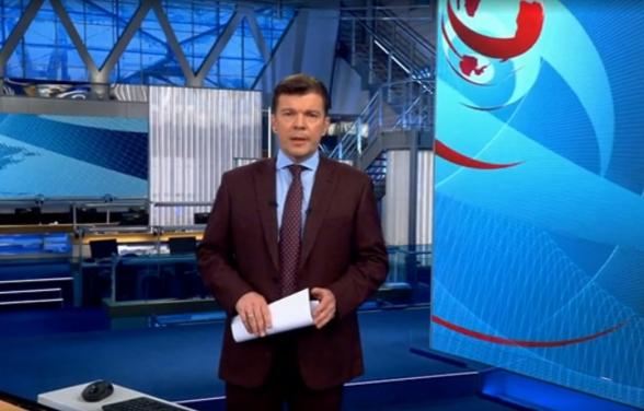 Репортаж российского Первого канала о ситуации с коронавирусом в Армении (видео)