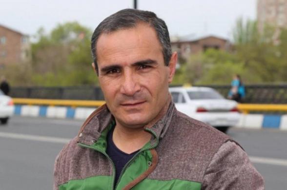 Գագիկ Շամշյանն ապաքինվել է կորոնավիրուսից