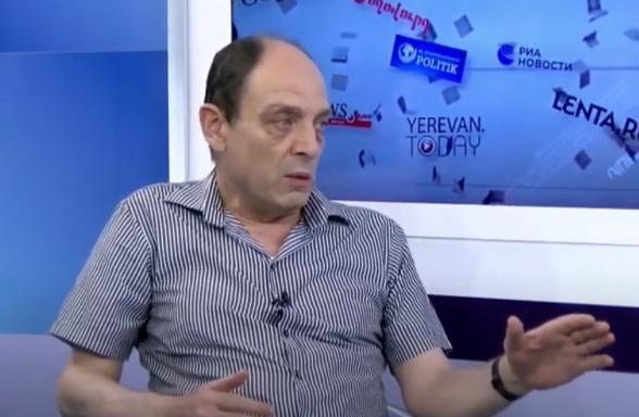 Твердыми шагами идем в направлении полицейского государства – Аветик Ишханян (видео)