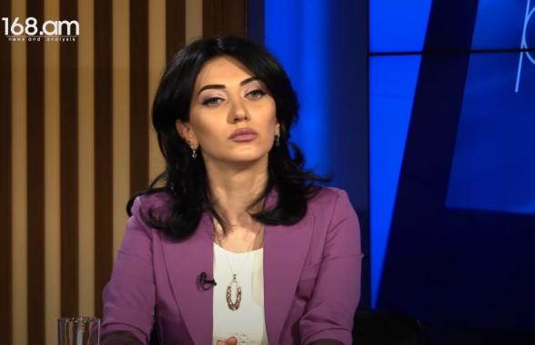 Венецианская комиссия не давала зеленый свет на смену судей Конституционного суда – Арпине Ованнисян (видео)