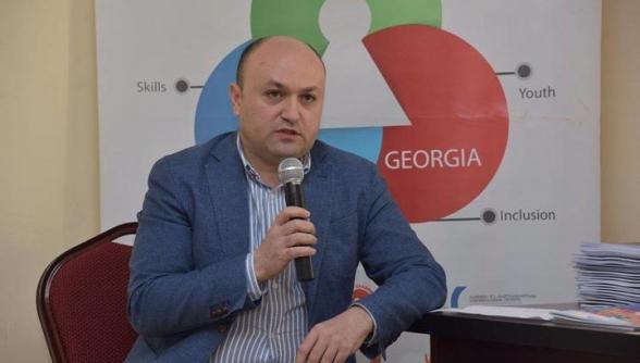 Арман Удумян ушел с поста замглавы Минтруда Армении